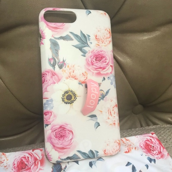 sports shoes 36949 02b13 Floral LOOPY Case iPhone 7/8 Plus